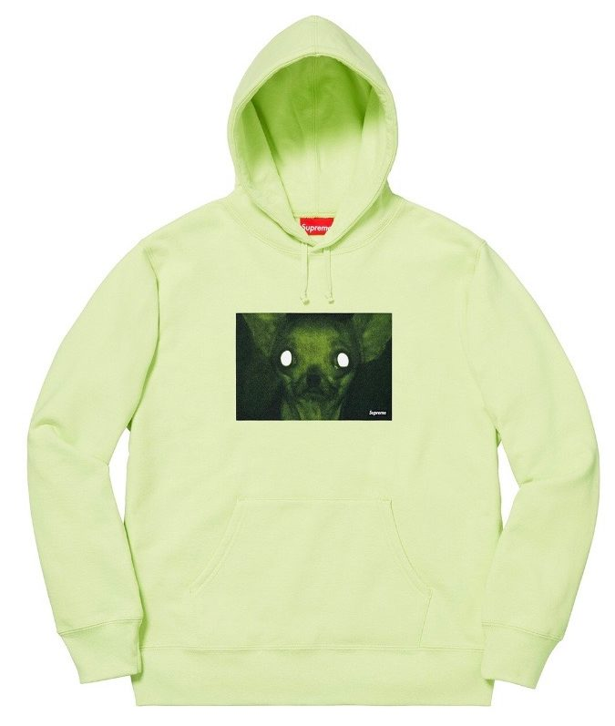Chris Cunningham Chihuahua Hooded Sweatshirt image