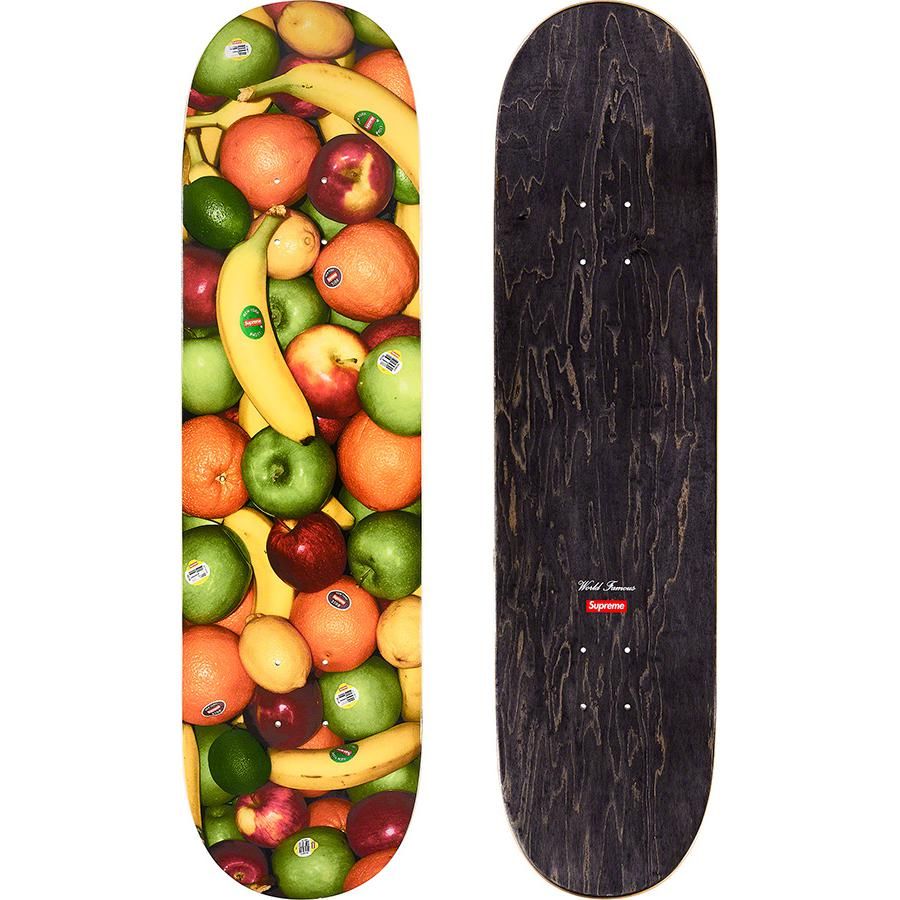 Fruit Skateboard image